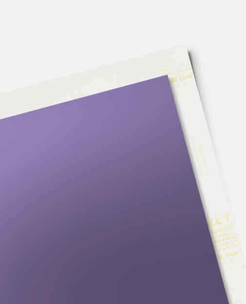 Flex-Soft Lilla Metal A3, 25 stk.