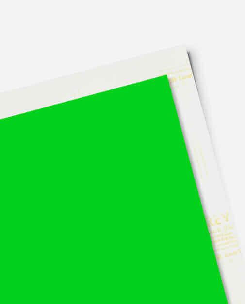 Flex-Soft Neon Grøn A3, 25 stk.