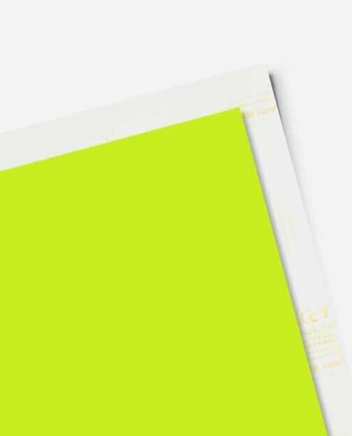 Flex-Soft Neon Gul A3, 25 stk.