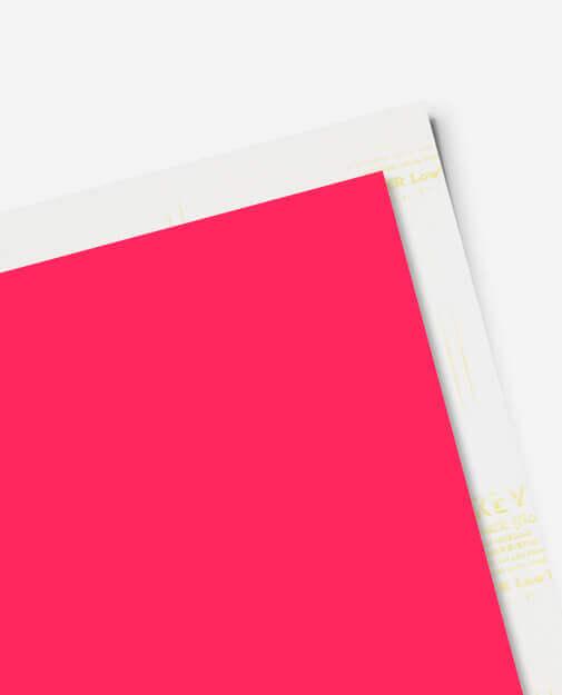 Flex-Soft Neon Pink A3, 25 stk.