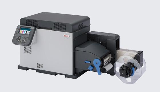 Label printer - OKI