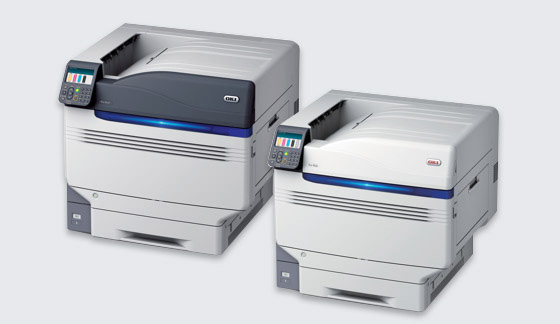 Grafiske printere - OKI