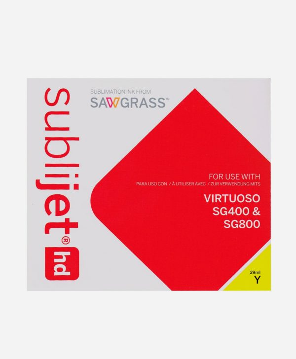 Sawgrass SublijetHD Yellow