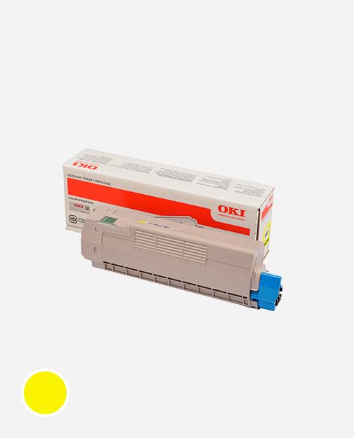 OKI Pro8432WT Yellow Toner